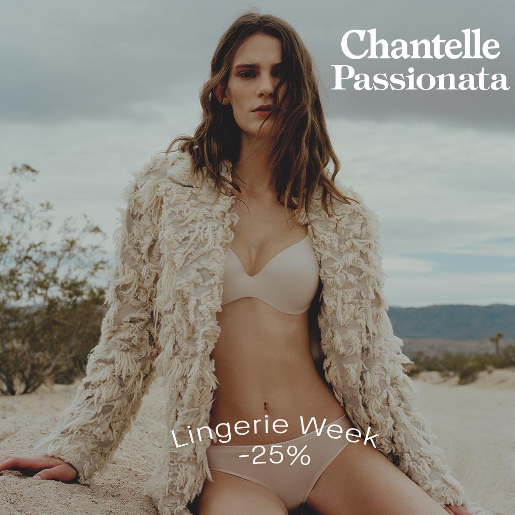 655c47c53e Chantelle & Passionata: Lingerie Week e Fitting Day - Corti Moda ...