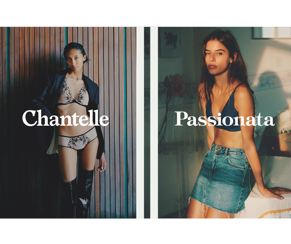 Black Week Chantelle e Passionata